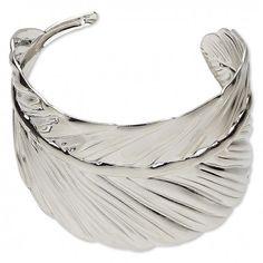 Bracelet Cuff Feather