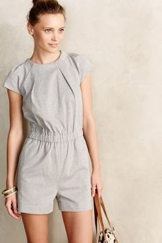 Elevenses Pippa Romper #anthrofave
