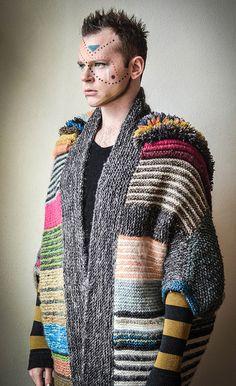 Ravelry: Penguono pattern by Stephen West