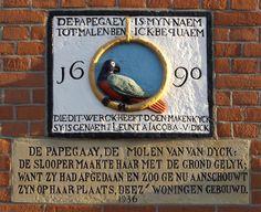 https://flic.kr/p/CnKf5G | Gevelsteen Delft | Buitenwatersloot 157 Delft