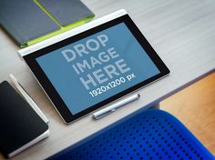 Silver Lenovo Yoga at Workstation. Try it out at: https://placeit.net/#!/stages/yoga-landscape-on-workstation