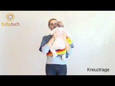 Willkommen bei Babytuch, dem modernen Tragetuch ohne Knoten