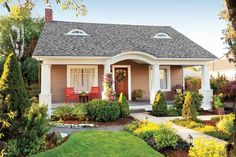 Photo: Susan Seubert   thisoldhouse.com   from 8 Smart Budget Curb Appeal Makeovers