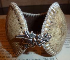 Baseball Cuff Bracelets