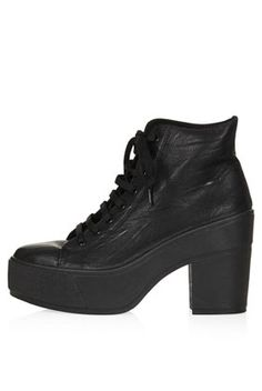 Sigerson Morrison Leather Ankle Boots in Black Lyst