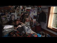 Kat Stratford's bedroom in 10 Things I Hate About You!