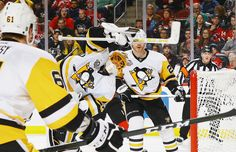 December 27, 2016 at New Jersey. Marc-Andre Fleury stopped 21 shots, which included this highlight-reel save, to help the #Pens to victory. Final Score, 5-2 Penguins.