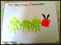 Baby-School: Exploring Caterpillars and Butterflies