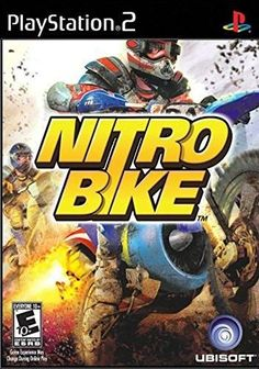 Nitrobike - PlayStation 2