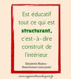 citation éducation