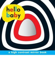 Hello Baby Mirror Board Book