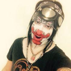 Joonior Joe the clown 2014, Brazil