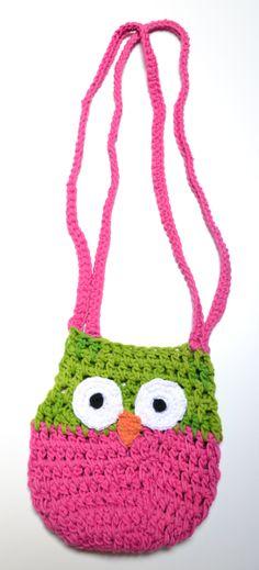 Carterita crochet Buho