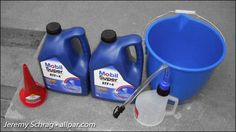 ATF+4 flushing kit, Changing Automatic Transmission Fluid