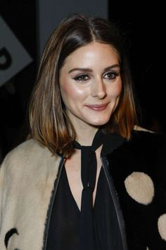 The Olivia Palermo Lookbook : New York Fashion Week : Olivia Palermo at Naeem Khan