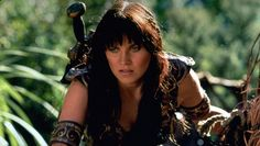 Lessons on Becoming Xena by Mary Connerty