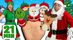 Christmas Finger Family and More Finger Family Songs! | Finger Family Collection.     Get the Best Deals for Christmas Shopping – Click Here! Sign up with Santa, Mrs Claus, Rudolf, Elf as well as Snowman in the Xmas themed Finger Family track! Plus lots more fun Finger Household songs including Superheroes, Animals, Dinosaurs, Thomas the Tank Engine and also more! Jump...   Read the rest of this entry » http://popularchristmas.com/christmas-finger-family-and-more-fi
