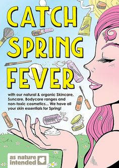 """""""Catch Spring Fever"""" Monthly Campaign (May 2017)"""