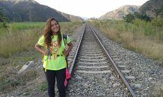 La vida es un viaje #Travel #Traveler #JustDoIt #Girl #Venezuela
