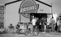 Baisikeli - Copenhagen, Denmark.  A hub for a cycling culture; ethical bike rental company and remarkable international development initiative based on resource sharing, skills transfer and micro loans.  Builds new bikes by recycling components tailored to the local environment to bring easier transport to all.