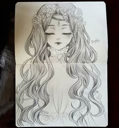 [Just close your eyes]  . Anyway Thank you so much for 13k Followers ↖(^ω^)↗ #drawing #pencil #pencilart #sketch #art #artwork #girl #anime #manga #oc #pretty #hair #mangaart #animeart_feature