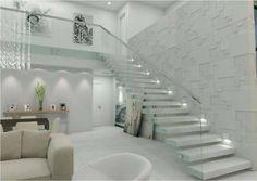 Luxury Stair Interior Design with Modern Interior #StairInterior #InteriorDesign #ModernInterior