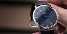 Though Piaget has made a lot of noise in the past 12 months with the sporty steel Polo S, the undeniable heart of the collection it the ultra-slim and ultra-sexy Altiplano. Born in 1957 and named for the flat South American high plains, the Altiplano and the legendary caliber 9P that powered...