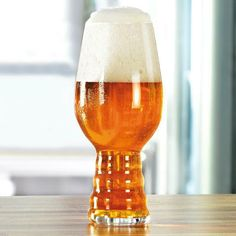Ipa Glass Box/4 Craft Beer by Spiegelau  Designed in collaboration with Dogfish Head and Sierra Nevada brewmasters, the IPA glass is the ultimate vessel to enjoy your favourite hop forward IPA.  Click on image for details. #FathersDay #Gifts #GiftIdeas #vancouver #Drinks #bartend #Bar #Alcohol #YVR #Vancity #Vancouver #barware #home #Men #Gentlemen #glassware #spiegelau #beer #IPA #craftbeer