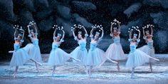 New York City Ballet's The Nutcracker.