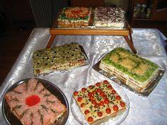 Sāļās tortes - 1 - Sieviešu klubs - Māmiņu klubs