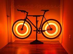 Tron Bike by housemusicphoto on Etsy, $25.00