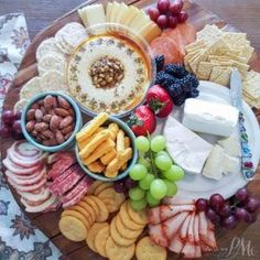 I want to teach you How to Assemble a Charcuterie Platter. It is not difficult, but a few basic rules. A Charcuterie platter is an easy and elegant way to entertain especially if you have last minute