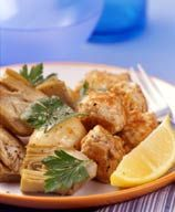 Greek-Style Slow Cooker Meatballs and Artichokes - 7