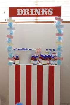 "Photo 1 of 17: Circus Theme / Birthday ""Imi and Josh's Circus Party"" 