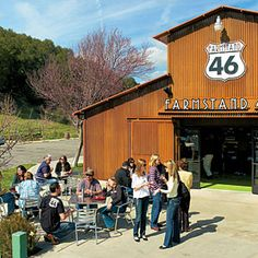 Farmstand 46 - Templeton, CA ~ this one sounds good...hwy 46