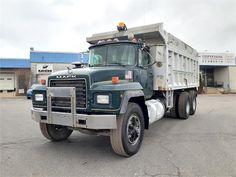 1998 MACK RD690S - Dump Truck Exchange Mack Dump Truck, Dump Trucks For Sale, Equipment Trailers, Used Trucks, Air Ride, Manual Transmission, Usa, Big Trucks, Aviation