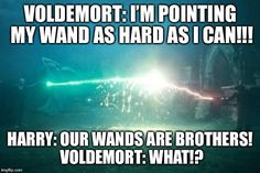 Harry Potter Voldemort Duel Harry Potter Voldemort, Hogwarts, Tattoo, Awesome, Books, Fun, Libros, Tattoos, Book