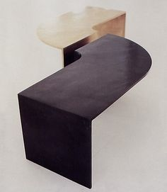 Eric Schmitt: Eric Schmitt, Benches, Table Desks Inspiration, Double Desks, Interiordesign, Ralph Pucci