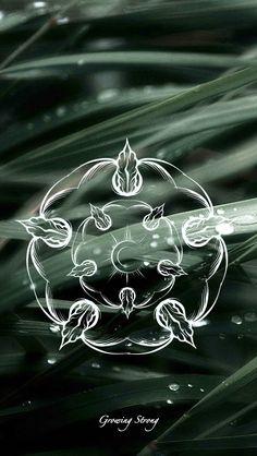 http://www.deviantart.com/art/Game-of-Thrones-wallpaper-House-sigil-Tyrell-613672477