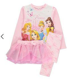Disney Princess Pyjamas with Tutu