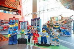 堅。離地城: 【積木迷開心】九龍灣Mega Box LEGO冒險大型展覽