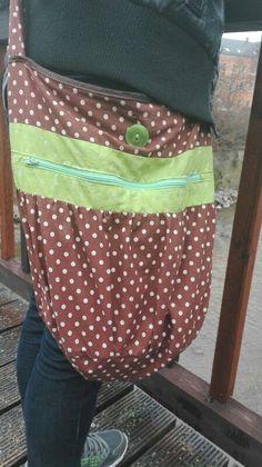 Meine 1. selbstgenähte Tasche