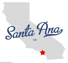 City of Santa Ana California Bear Tattoos, Cali Tattoo, Paint Shirts, California Dreamin', California Pictures, Get To Know Me, Picture Tattoos, Orange County, Picture Quotes