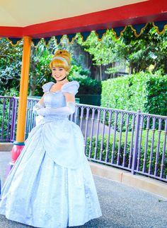 cinderella hongkongdisneyland #facecharacter #princess