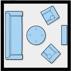 I've always looked for a site that would allow you to visualize arranging your rooms easily. This rocks.