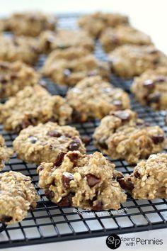 Banana Breakfast Cookies - Spend With Pennies