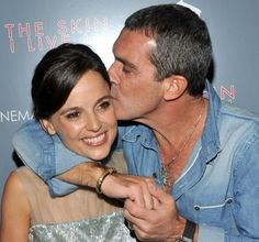 Banderas and Elena Anaya