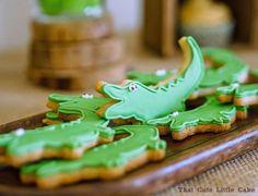 Crocodile, Alligator Birthday Party Ideas | Photo 2 of 11 | Catch My Party