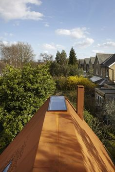 Kew House. Location: Londra (close Royal Botanic Gardens), UK; firm: Piercy & Company.