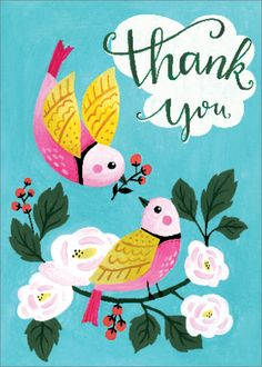 A company that designs, prints and distributes an extraordinary line of greeting cards. Thursday Greetings, Birthday Wishes Greetings, Thankful Thursday, Thank You Images, Thank You Cards, Thank You Typography, Holiday Messages, Make Your Own Card, Disney Princess Pictures